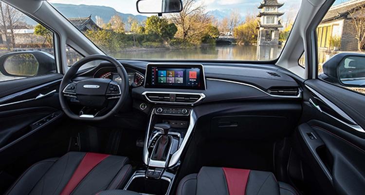 ดีไซน์ภายใน Maxus G50 MPV