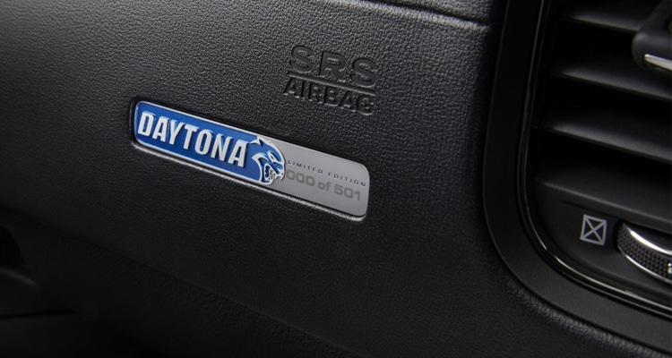 ภายใน Dodge Charger SRT