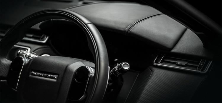 ดีไซน์พวงมาลัยKahn Range Rover Velar P300 Pace Car