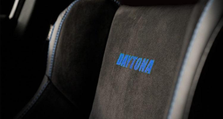 เบาะ Dodge Charger SRT Daytona 50th