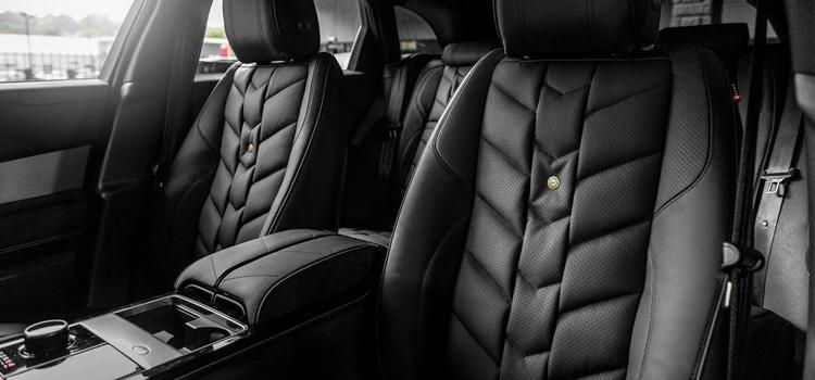 ดีไซน์ภายใน Kahn Range Rover Velar P300 Pace Car