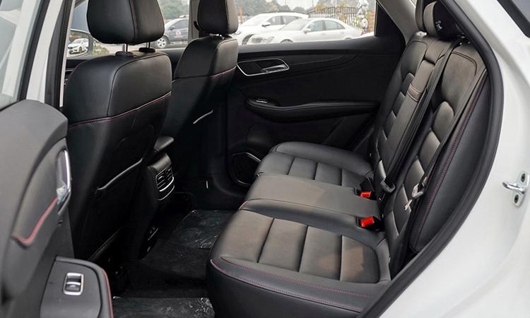 เบาะหลังAll NEW MG HS Compact SUV
