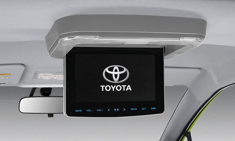 จอทีวี Toyota Sienta Minor Change
