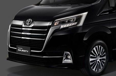 New Toyota Majesty รองรับ B20 รถตู้ระดับพรีเมียม ตัวเริ่มต้นที่ 1,709,000 บาท