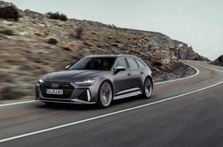 เผยภาพ All-new Audi RS 6 Avant รุ่นปรับปรุงโฉมใหม่