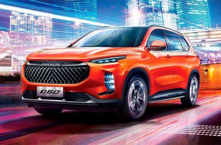 เปิดราคา Maxus D60 SUV 7 ที่นั่งในจีนราคาเริ่มต้น 408,000 บาท