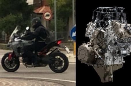 Ducati 2020 ออกทดสอบรถ Multistrada V4 คาดเปิดตัวปลายปีนี้ (มีคลิป)