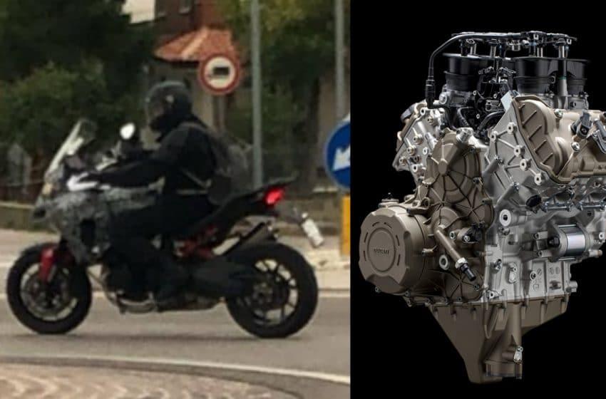 2020 Ducati V4 เตรียมเปิดตัวรถใหม่