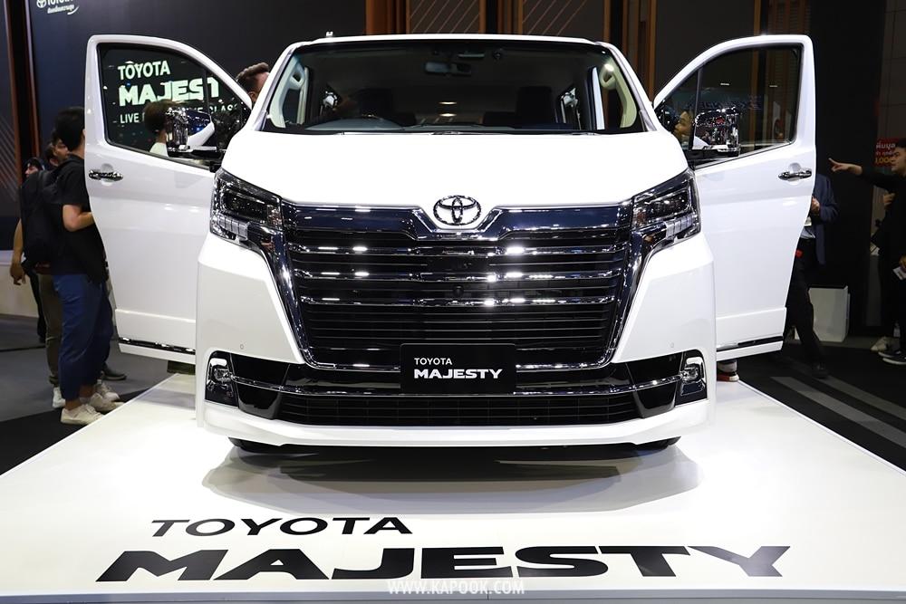 New Toyota Majesty