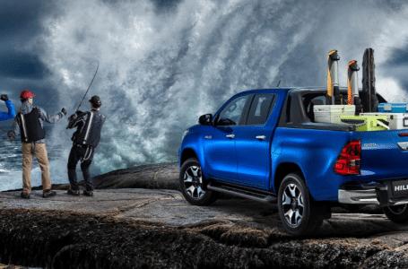 Toyota Hilux ในไต้หวัน ตัวเริ่มต้นสนนราคาที่ 1.33 ล้านบาท