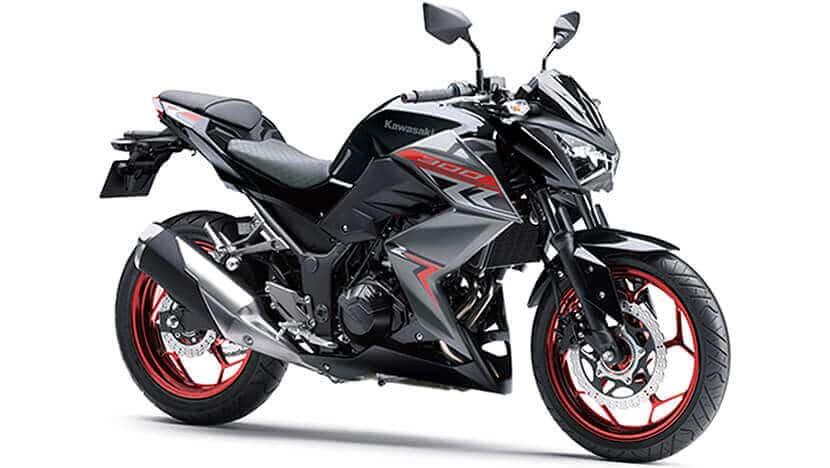 Z300 สีดำ