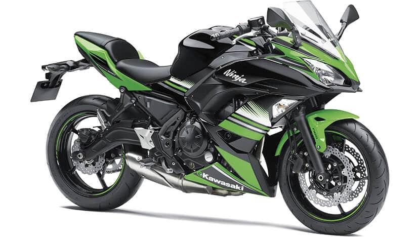 Ninja 650 ABS KRT color-Green