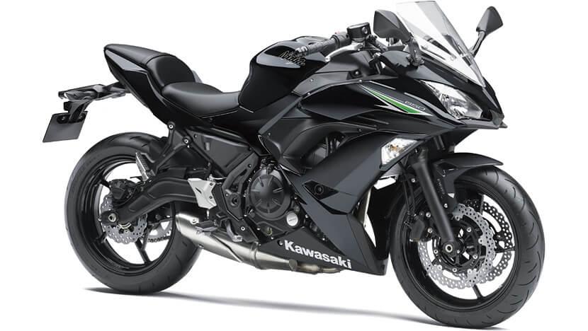Ninja 650 ABS KRT color-Black