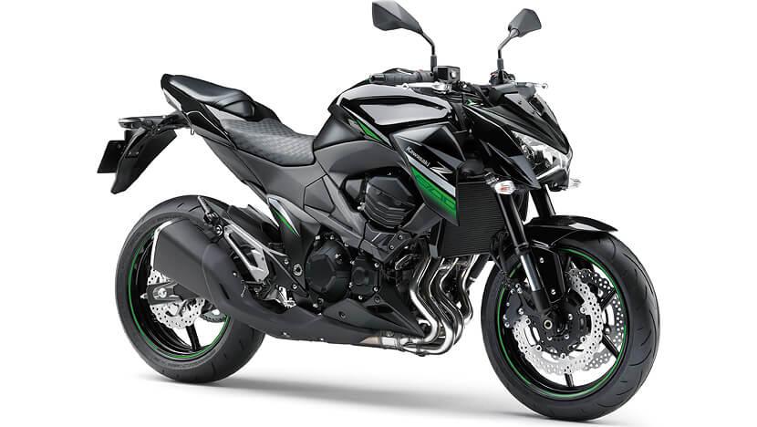 สีดำเขียว Z800