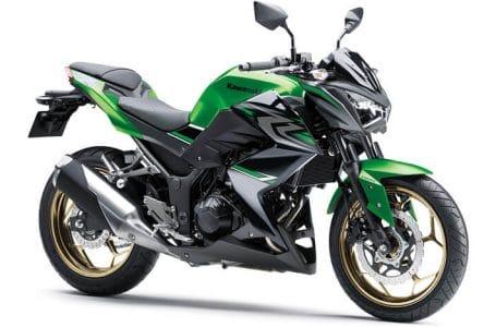 ราคา ตารางผ่อนดาวน์ Kawasaki Z300 ABS ปี 2019-2020