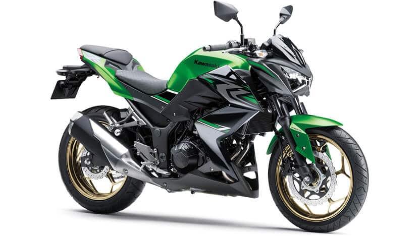Z300 สีเขียว