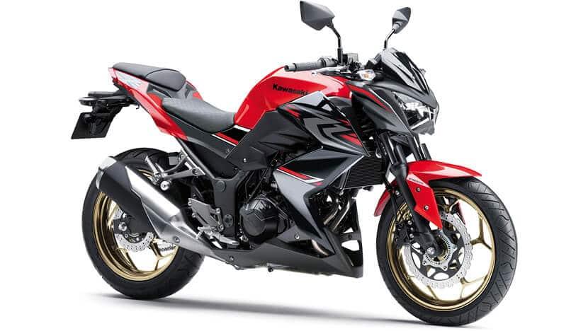 Z300 สีแดง