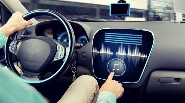 ฟังเพลงตอนขับรถ