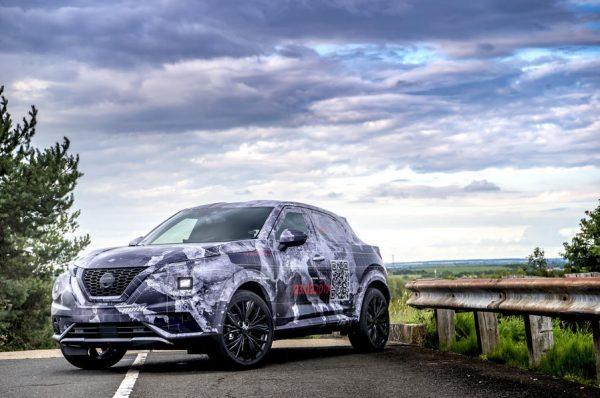 All NEW Nissan JUKE เตรียมตัวเผยโฉมแล้ว 3 กันยายนนี้