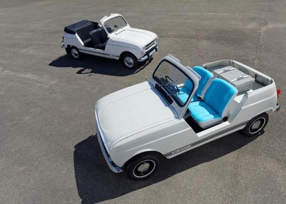 RENAULT E-PLEIN AIR รถเล็กเปิดประทุน