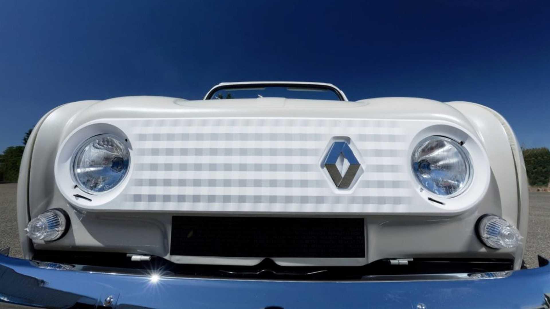รถพลังงานไฟฟ้า แนวย้อนยุค
