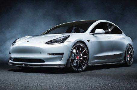 ไฟไหม้  Tesla Model 3 เหตุจากชนรถบรรทุกในรัสเซีย