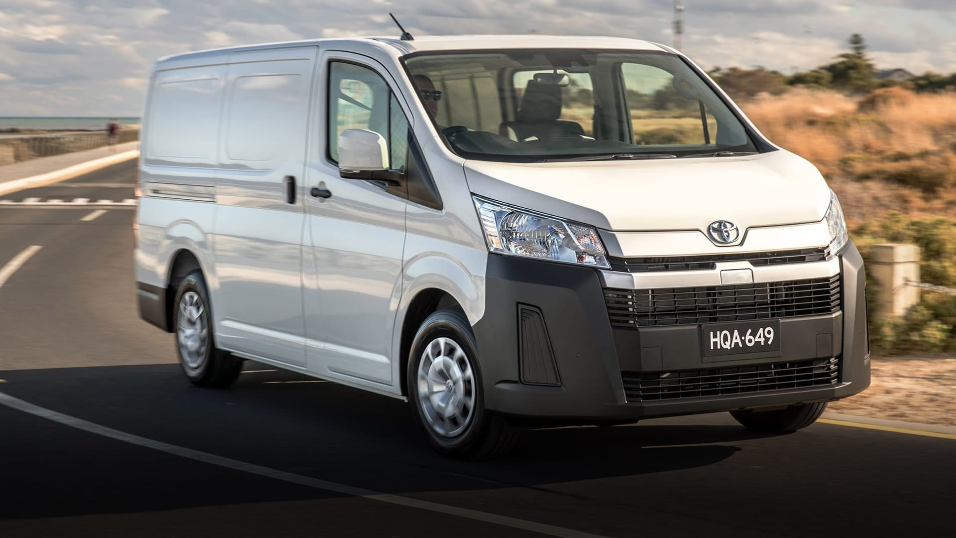 Toyota Commuter/Hiace 2020