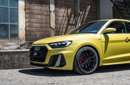 Audi A1 40 TFS ตัวใหม่ เพิ่มความแรงโดย ABT Sportsline
