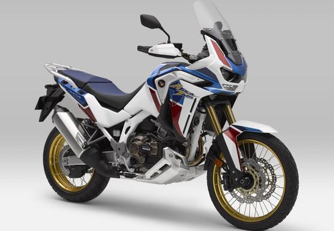 2020 Honda Africa Twin เปิดเผยโฉมใหม่มาพร้อมกับฟังก์ชั่นที่ทันสมัย 7