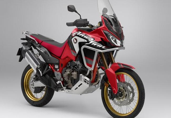 2020 Honda Africa Twin เปิดเผยโฉมใหม่มาพร้อมกับฟังก์ชั่นที่ทันสมัย 4