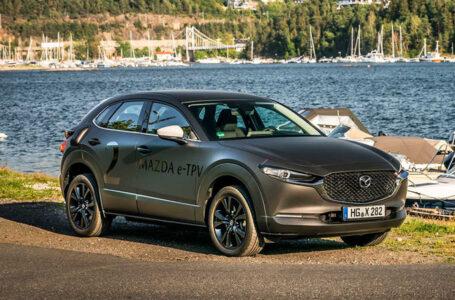 ชัดแล้ว Mazda จ่อเปิดตัวรถยนต์ไฟฟ้าตัวแรกของค่าย 23 ตุลาคมนี้ที่โตเกียว