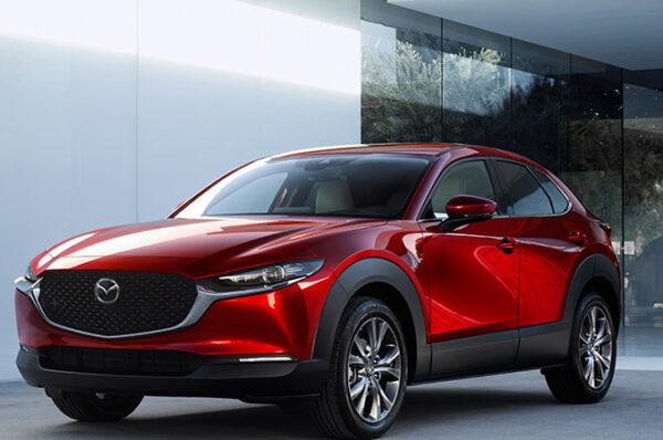 เผยโฉมแล้ว NEW Mazda CX-30 ในประเทศญิปุ่น 20 กันยายนที่ผ่านมา