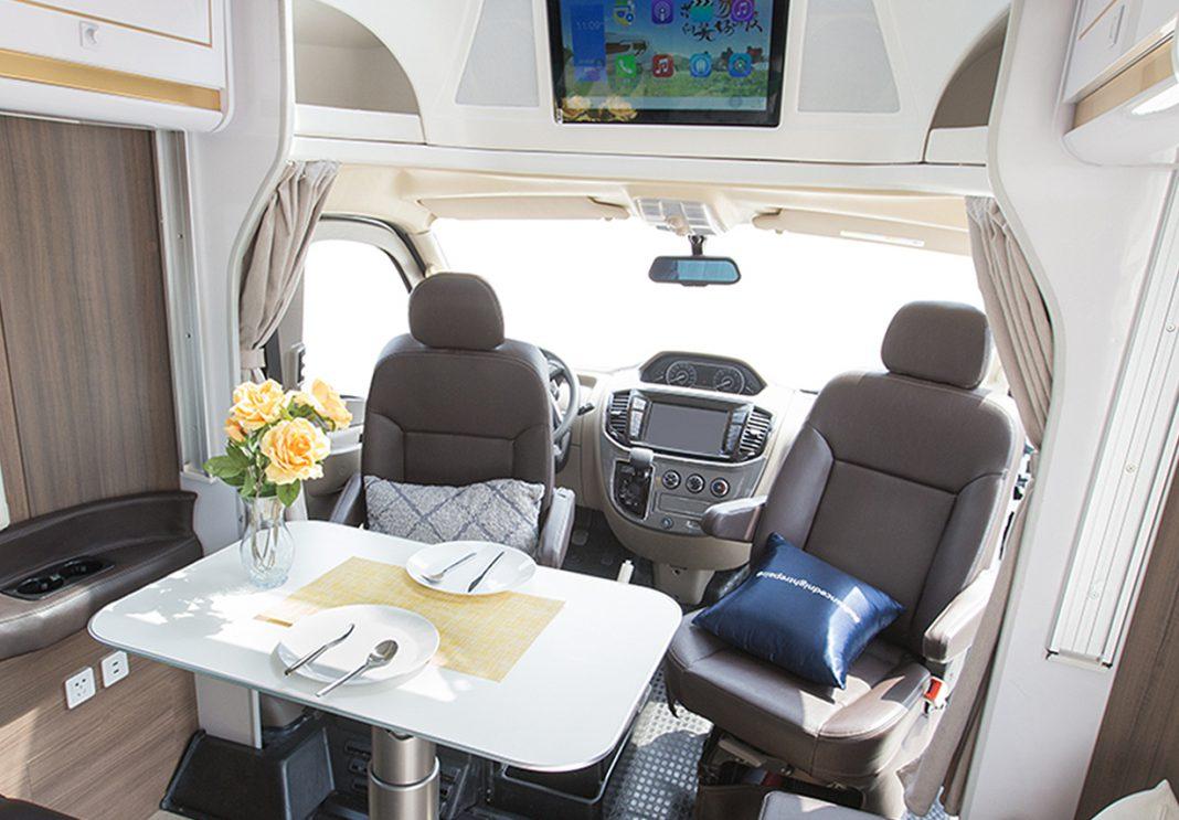 Maxus RV80 C พกพาความสะดวกเอาใจสายเที่ยว ชอบเดินทางไกลโดยเฉพาะ 2