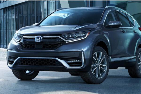 Honda CR-V 2020 เครื่องยนต์ไฮบริด เปิดตัวในสหรัฐฯ