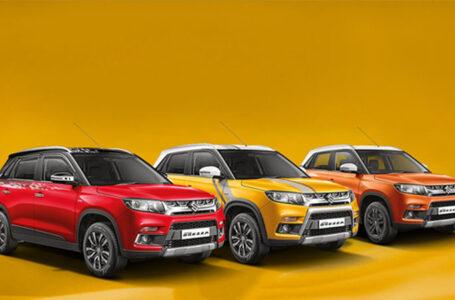 Suzuki Vitara Brezza ใหม่ ค่าตัวเริ่มต้น 329,000 เปิดตัวในประเทศอินเดีย