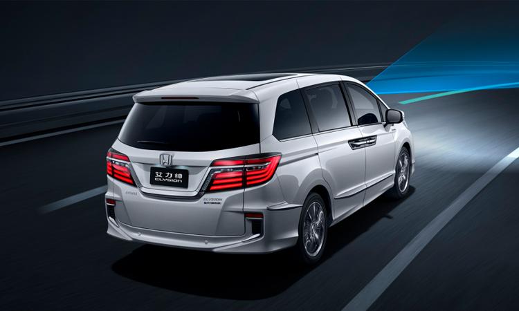 Honda Elysion Hybrid_