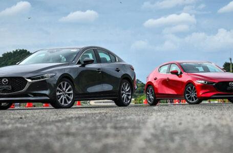 เตรียมตัวให้พร้อม All NEW Mazda 3 จะเข้ามาเปิดตัวในไทย 18 กันยายนนี้
