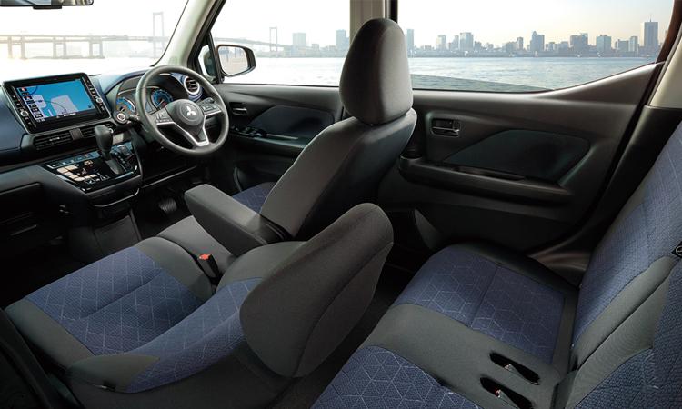 Mitsubishi eK X รถยนต์ Kei Car ราคาเริ่มต้น 410,000 บาท ในแดนปลาดิบ 9