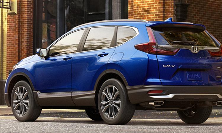 Honda CR-V 2020 เครื่องยนต์ไฮบริด เปิดตัวในสหรัฐฯ 1