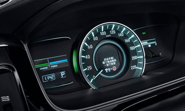 Honda Elysion Hybrid
