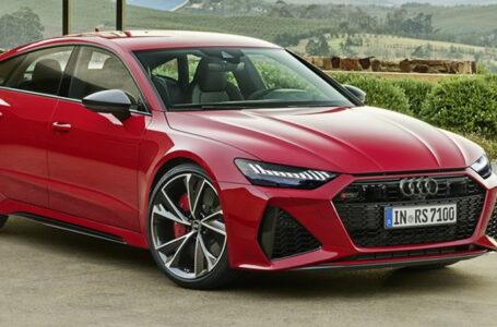 All NEW Audi RS 7 Sportback ขุมพลัง V8 เทอร์โบคู่กลับมาพร้อมตัวถัง 5 ประตู