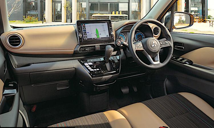 Mitsubishi eK X รถยนต์ Kei Car ราคาเริ่มต้น 410,000 บาท ในแดนปลาดิบ 8