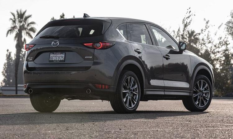 Mazda CX-5 Turbo
