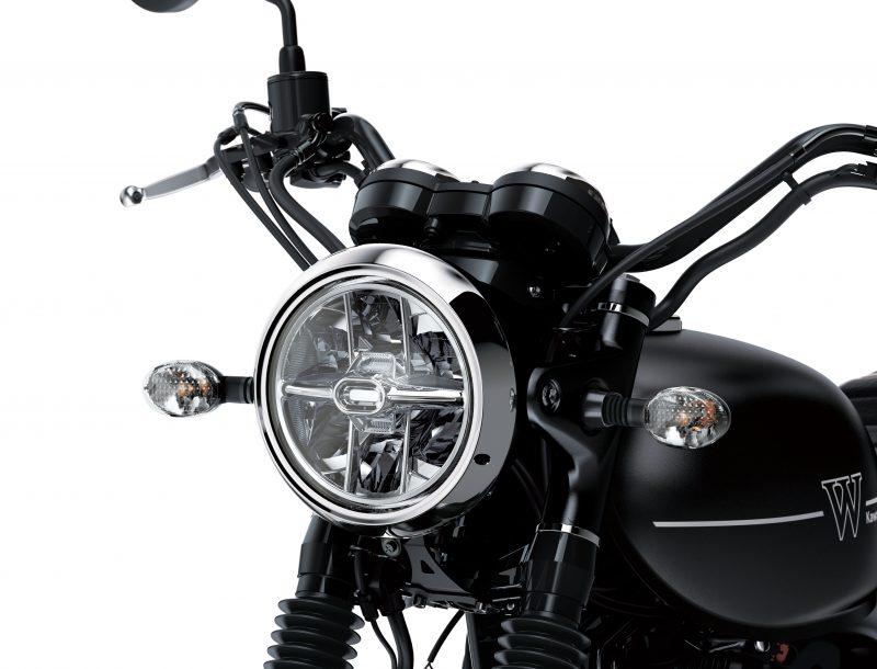 ไฟหน้ารถแบบ LED KawasakiW800