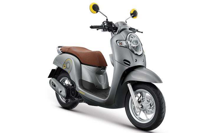 2019-Honda Scoopy I