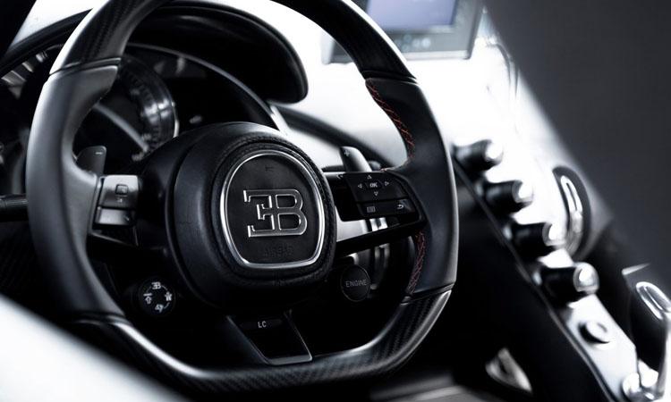 ส่งต่อความแรงให้ Bugatti Chiron Super Sport 300+ รุ่นพิเศษ ผลิตจำกัด 30 คัน 2