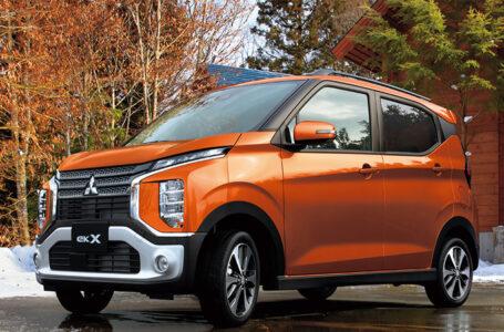 Mitsubishi eK X รถยนต์ Kei Car ราคาเริ่มต้น 410,000 บาท ในแดนปลาดิบ