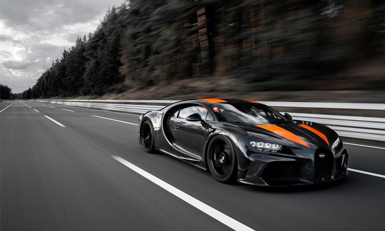 ส่งต่อความแรงให้ Bugatti Chiron Super Sport 300+ รุ่นพิเศษ ผลิตจำกัด 30 คัน 10