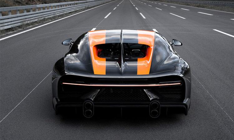 ส่งต่อความแรงให้ Bugatti Chiron Super Sport 300+ รุ่นพิเศษ ผลิตจำกัด 30 คัน 11