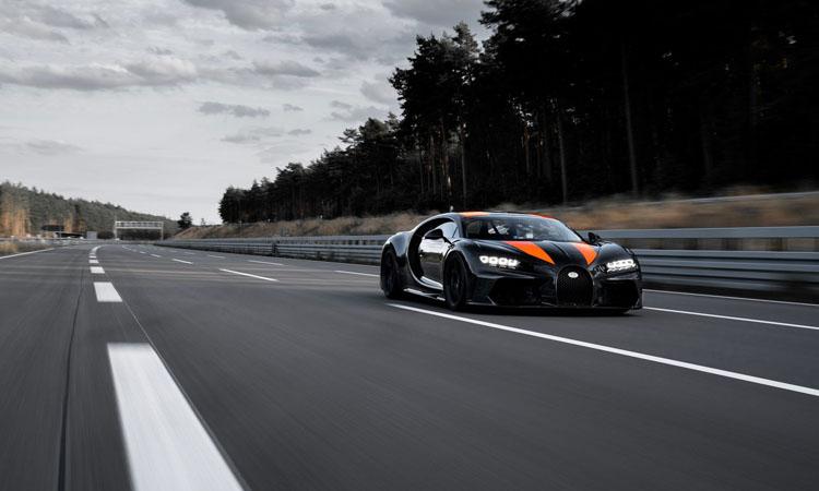 ส่งต่อความแรงให้ Bugatti Chiron Super Sport 300+ รุ่นพิเศษ ผลิตจำกัด 30 คัน 9